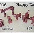 Clay animals