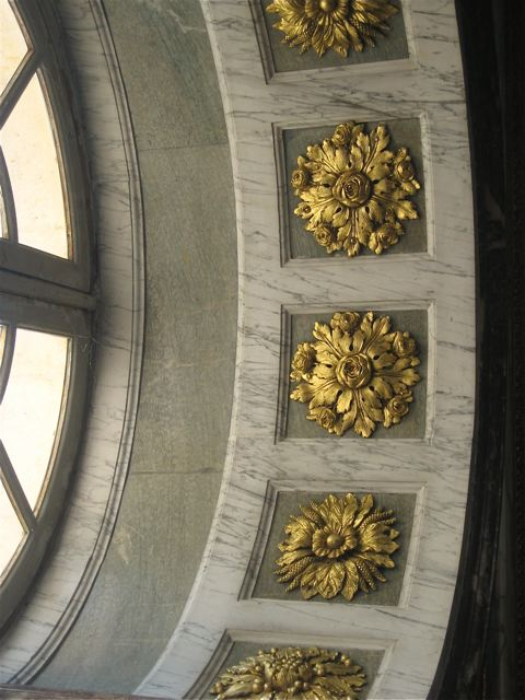 Window detail ornament