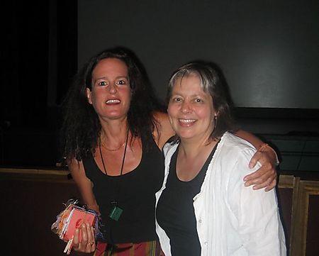 Andrea & me