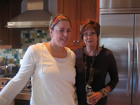 Leslie & Diana