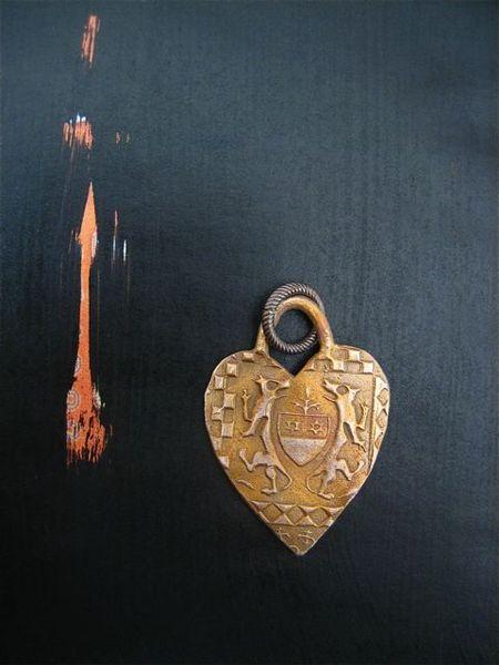 Heart pendant1