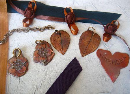 Bronze&coppercutout