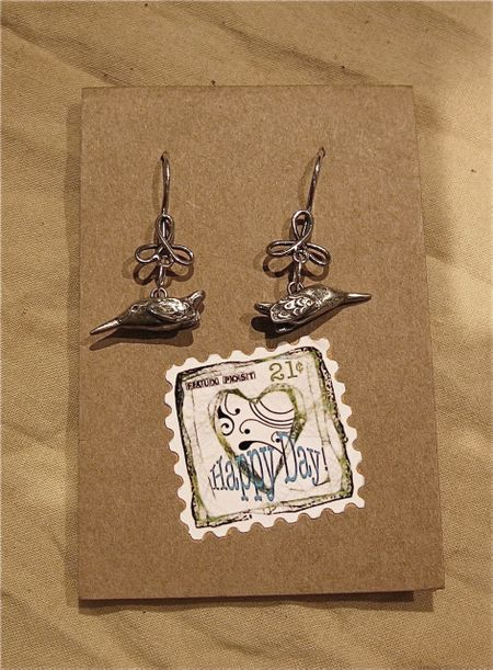 Hummingbirdearrings