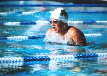 Grace10thgradeswimming