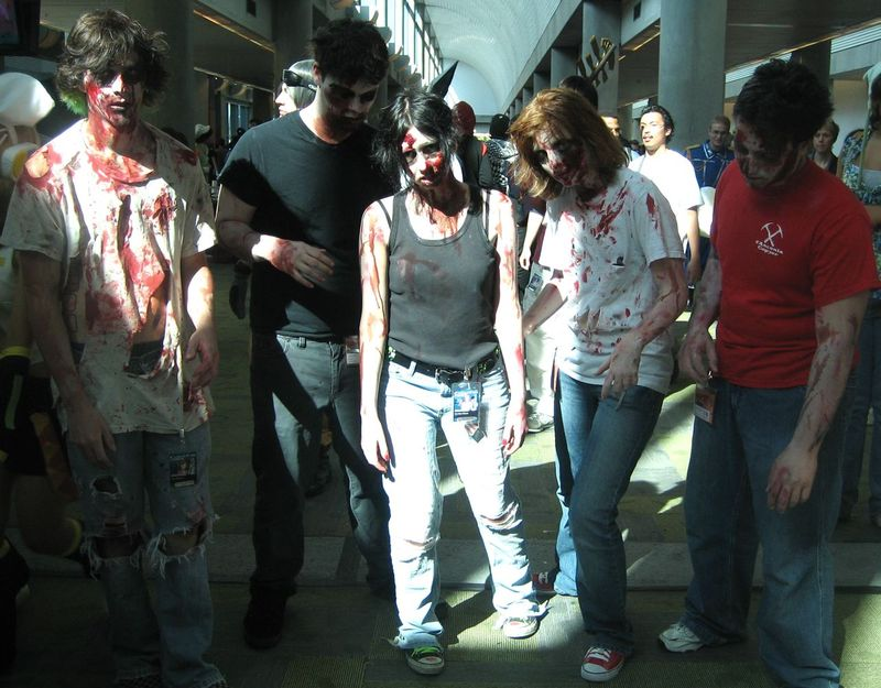 Zombies:game-residentevil