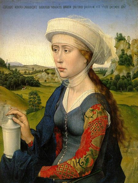 Mary Magdalene (1450)