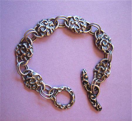 Bracelet finished