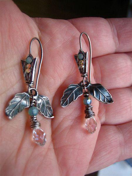 Leafearrings