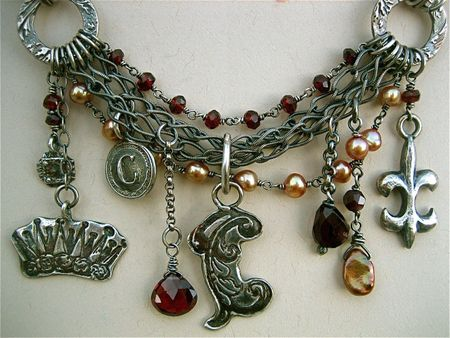 Charm necklace2
