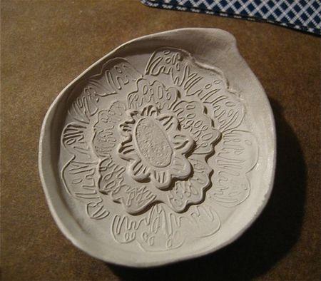 Peony bowl