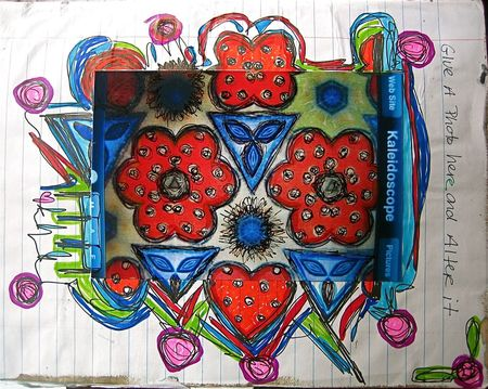 A journalpage
