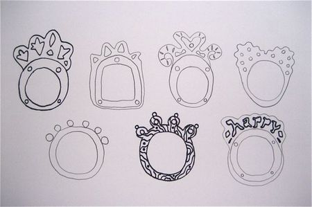 Ring drawings