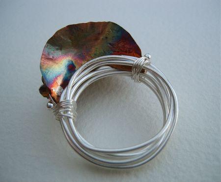 Bronze fold ring3