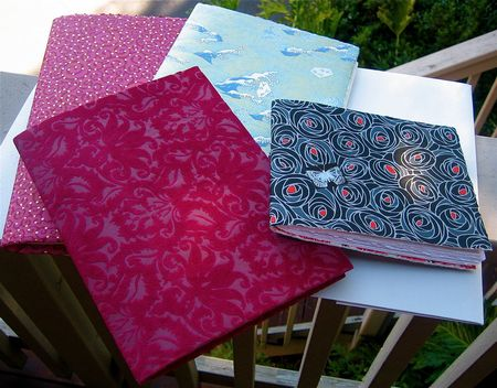 Four journals large