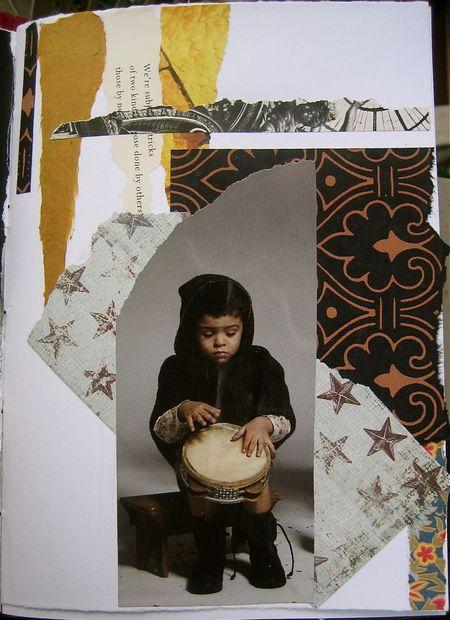 Drummer study