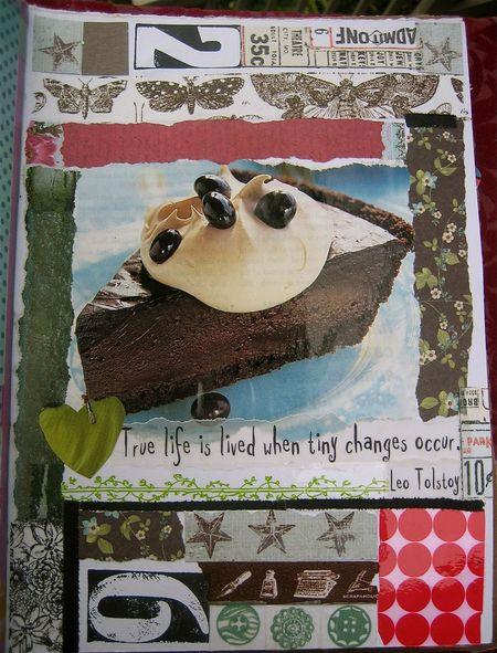 Choc pie quilt