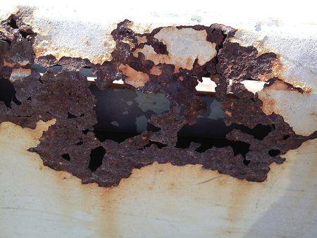 Truck rust 14x10