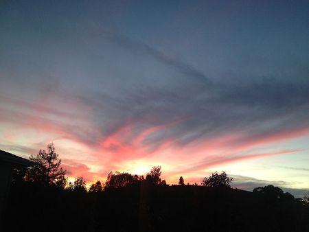 Sunset 1 15x11