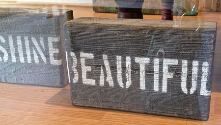 Beautiful sign 12x7
