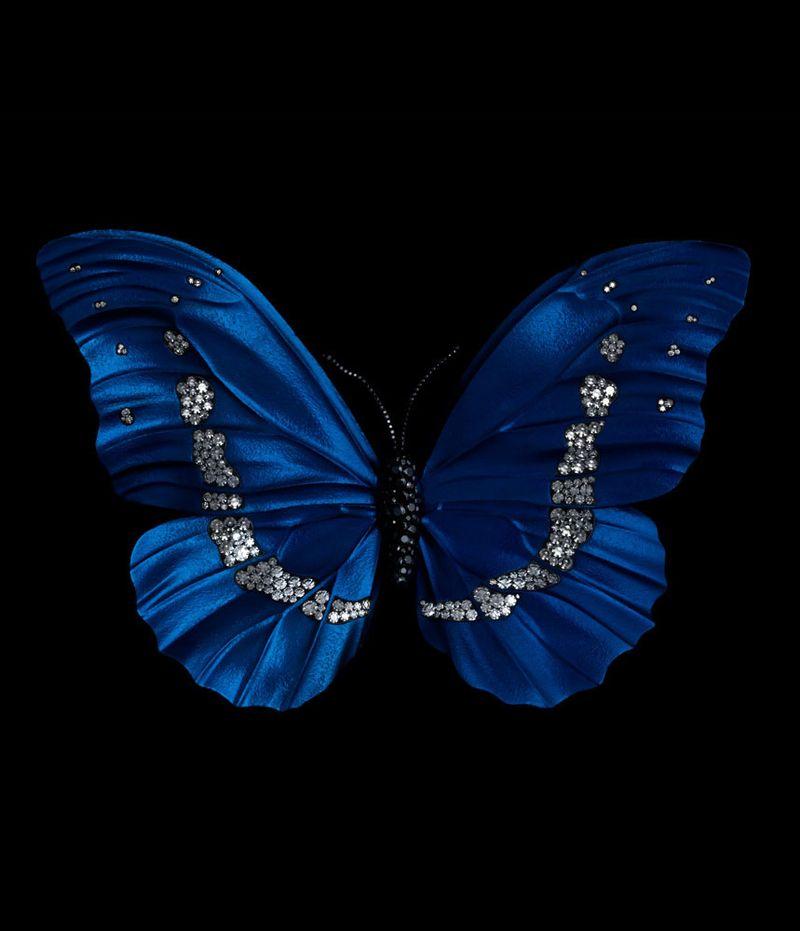 JAR Butterfly Brooch 2013