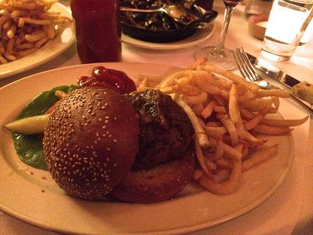 Best hamburger 16x12