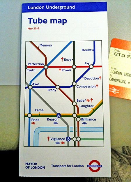 Underground map brighter 12.2x17 545kb