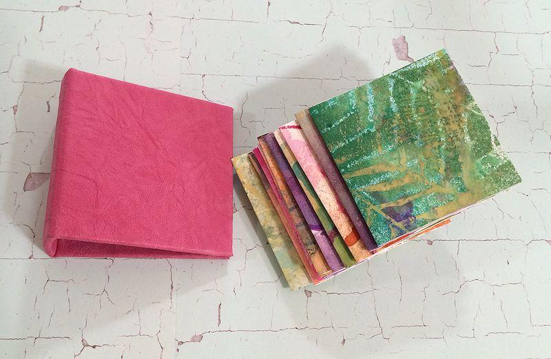 Book cover & signatures 16x10