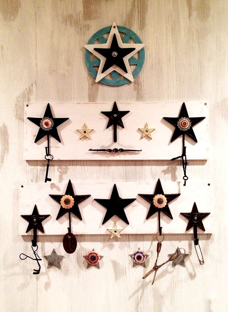 Studio star display 16x22
