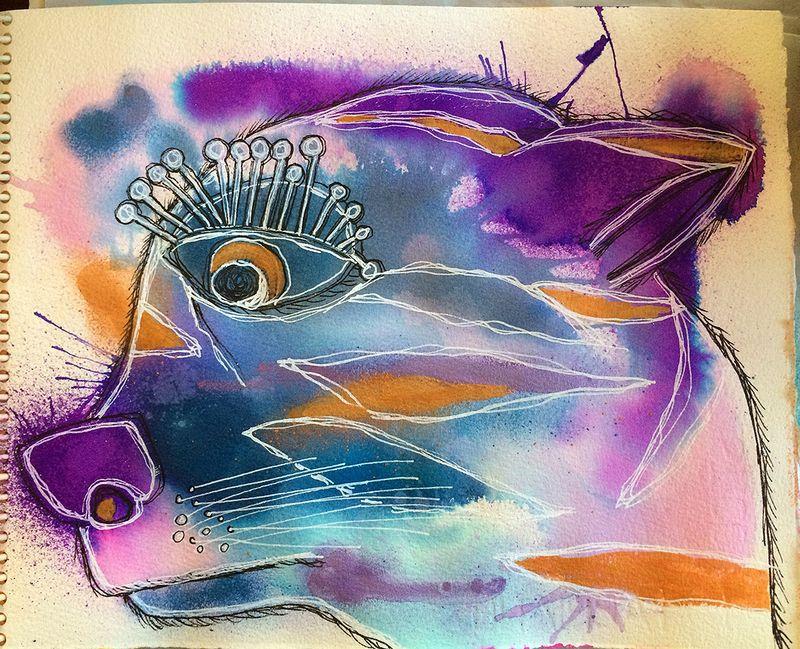 Ink 8 cat 16x13