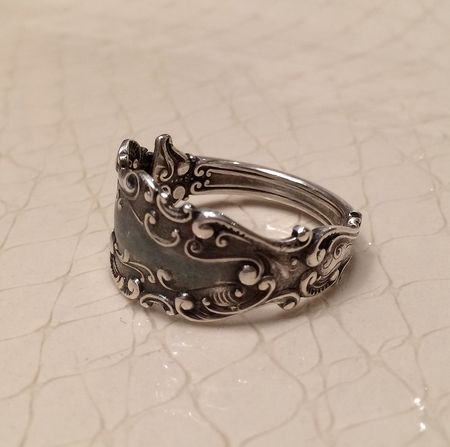 Sterling spoon ring 14x13.9-541kb