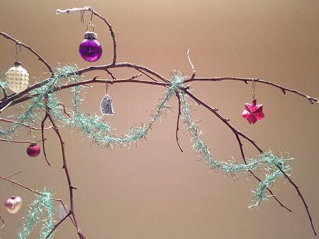 Charlie Brown Christmas tree detail 12x9