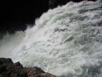 Waterfalldetail