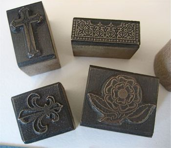 Woodenblockstamps