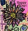 Colordaisyfilmgrainposter
