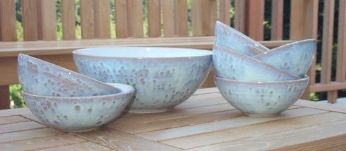 Hot chowder bowls